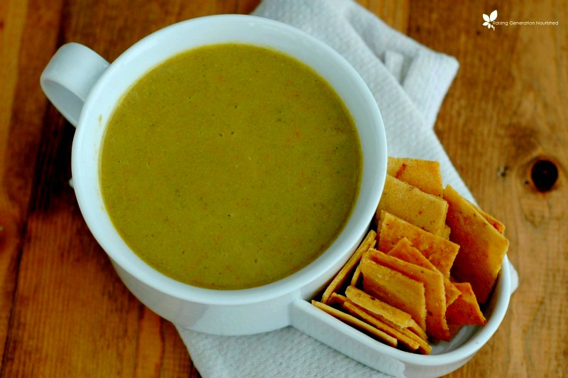 Nourishing Broccoli Soup