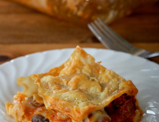 Family Favorite Lasagna :: Gluten Free