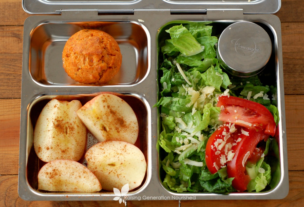 6 School Lunch Ideas *Besides* Peanut Butter & Jelly :: Plus a PlanetBox Review!