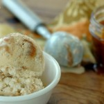 Caramel Swirl Ice Cream