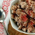 Strawberry Quinoa Granola