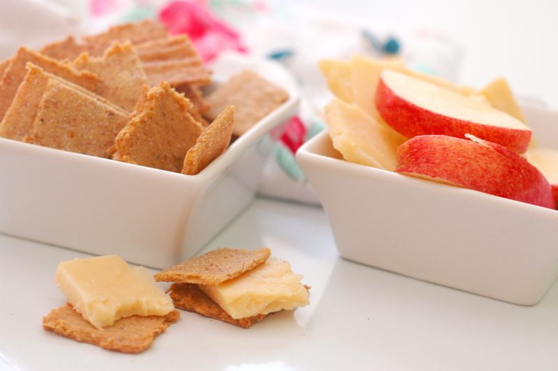 Crispy Plantain Crackers :: Great for toddlers, kids, and adults! Gluten, Egg, Nut, & Dairy Free!