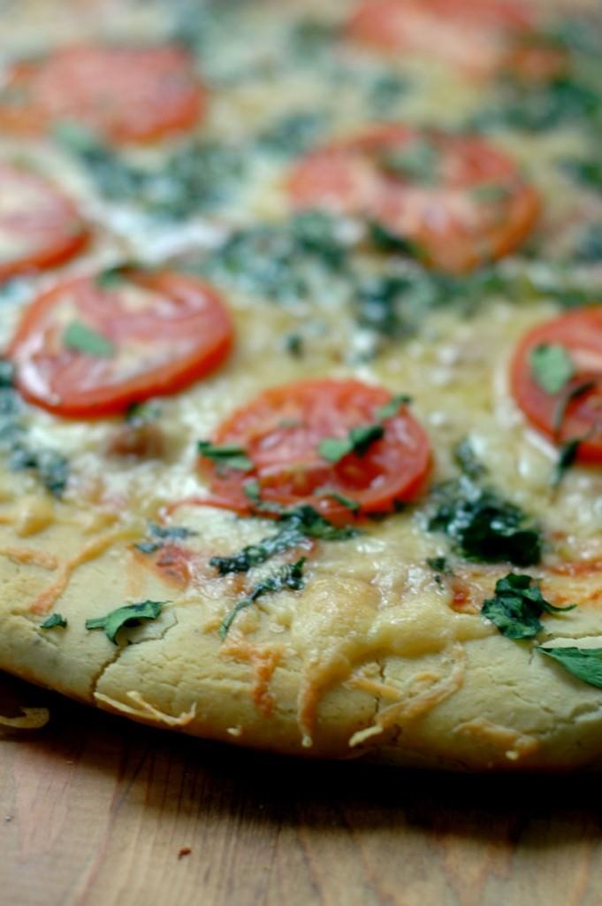 Quick & Delicious Gluten Free Pizza