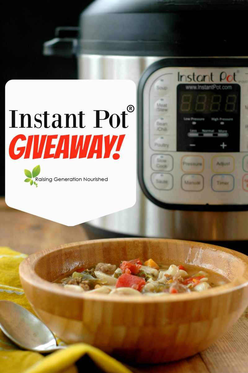 how to cook italian sausage in instant pot