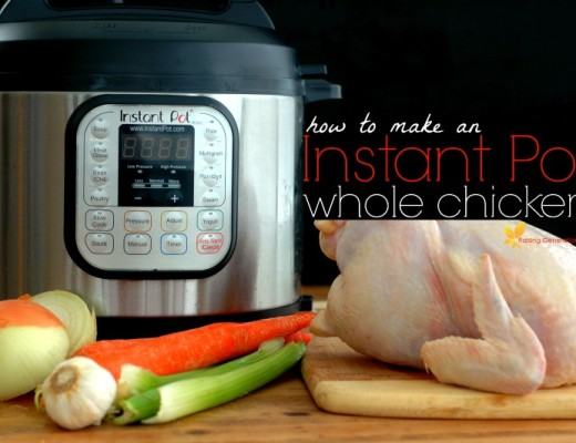 How To Make An Instant Pot Whole Chicken for FAST Healthy Meals From Soups, Wraps, Salads, & Stir Frys!