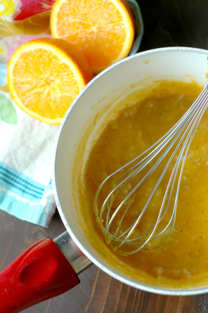Kid Friendly Orange Ginger Salmon :: Gluten Free & Soy Free!