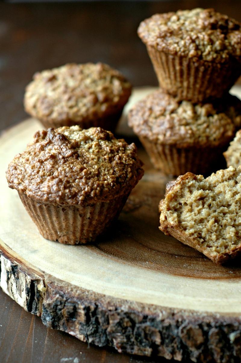 Gluten Free Oat Bran Muffins :: Gluten Free, Dairy Free ...