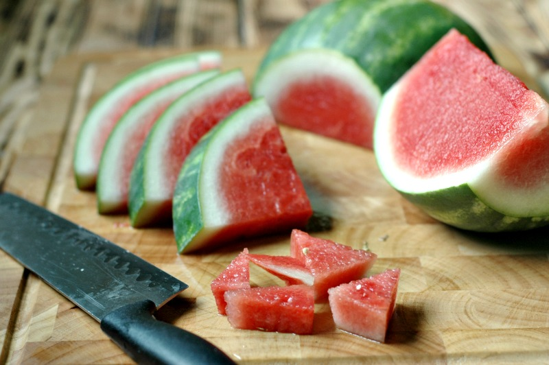 Pineapple Watermelon Popsicles :: Allergen Friendly & Refined Sugar Free!