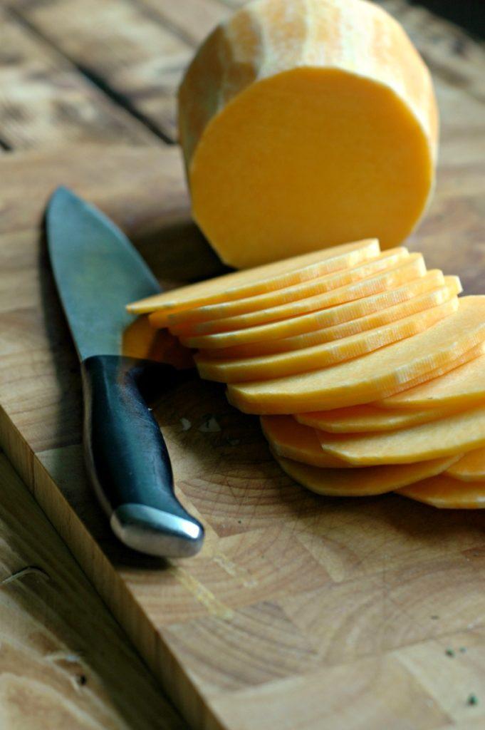Gluten Free Butternut Squash Lasagna Casserole
