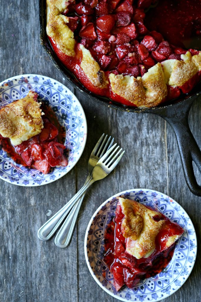 Gluten Free Strawberry Pie