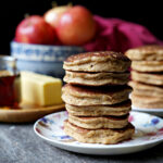 Gluten Free Fresh Apple Pancakes