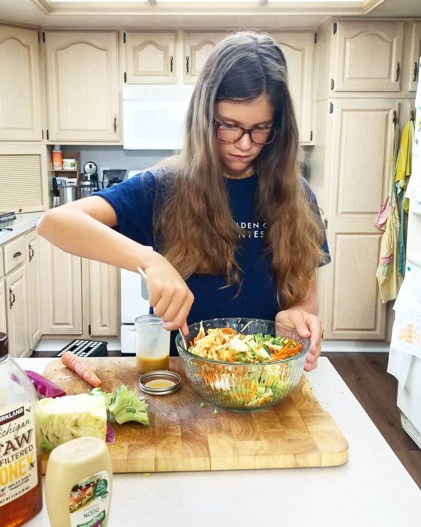 Raising Generation Nourished 2 Week Meal Plan {Winter Inspired Part 1}