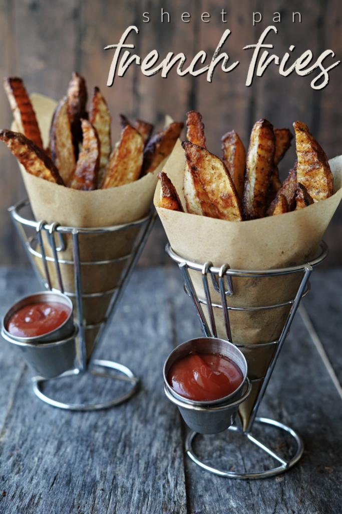 Sheet Pan French Fries