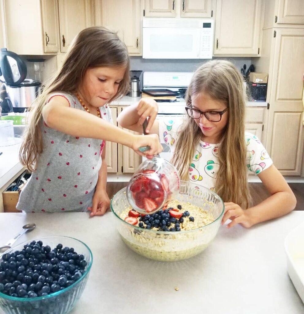 Nourishing 2 Week Meal Plan {Summer Inspired Part 1}